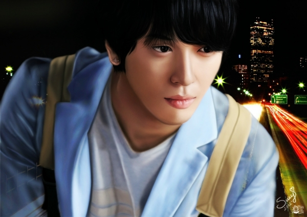 Jung Yong Hwa par Sury